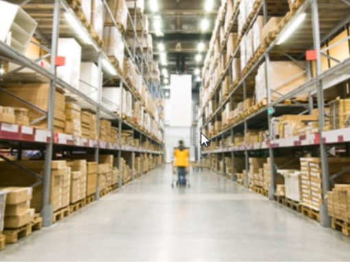A logistics company improves network dependability and productivity