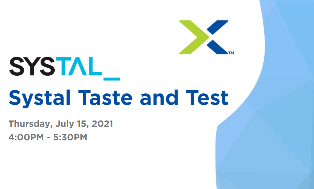 Systal and Nutanix Customer Event – Test & Taste Virtual Wine Tasting