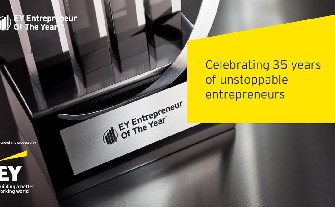 Systal Wins Scotland EY Entrepreneur of the Year 2021 Transformation Leader Award